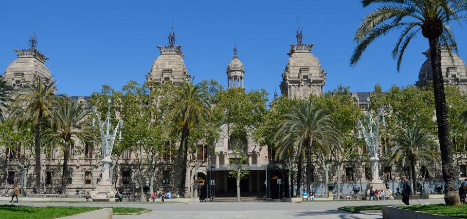 Palau de Justícia de Barcelona