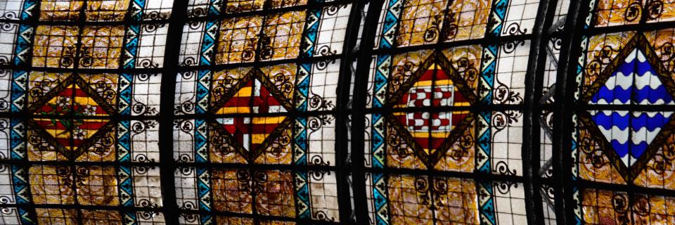 Citralls del Palau de Justícia de Barcelona